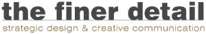 The Finer Detail Logo
