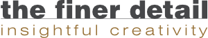 The Finer Detail Logo